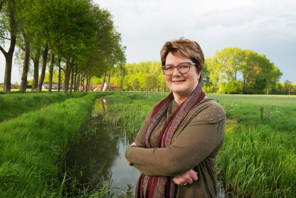 Portretfoto van Anneke Lukkezen - Content Writer bij Natuurlijk Achterhoek