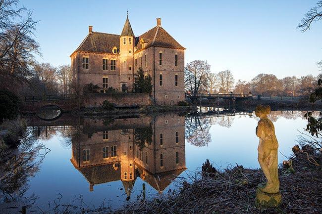 Natuurlijk Achterhoek kasteel Vorden