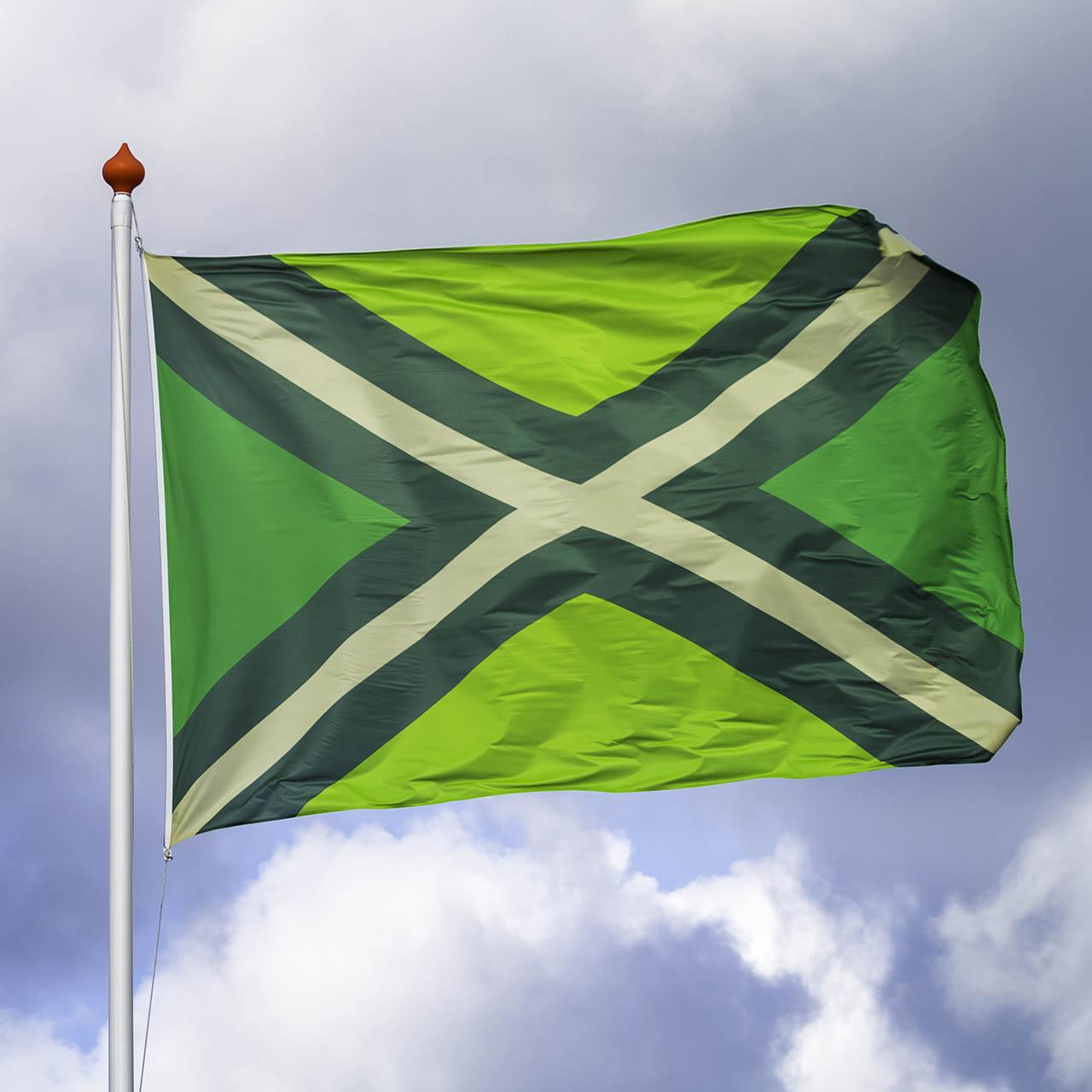 Natuurlijk Achterhoek, Achterhoekse vlag